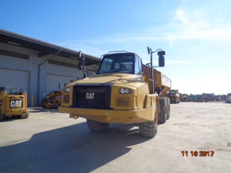Caterpillar CAMIOANE ARTICULATE 730C equipment  photo 2