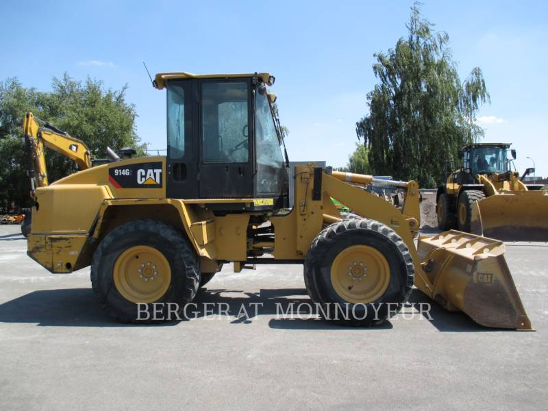 CATERPILLAR RADLADER/INDUSTRIE-RADLADER 914G2 equipment  photo 5