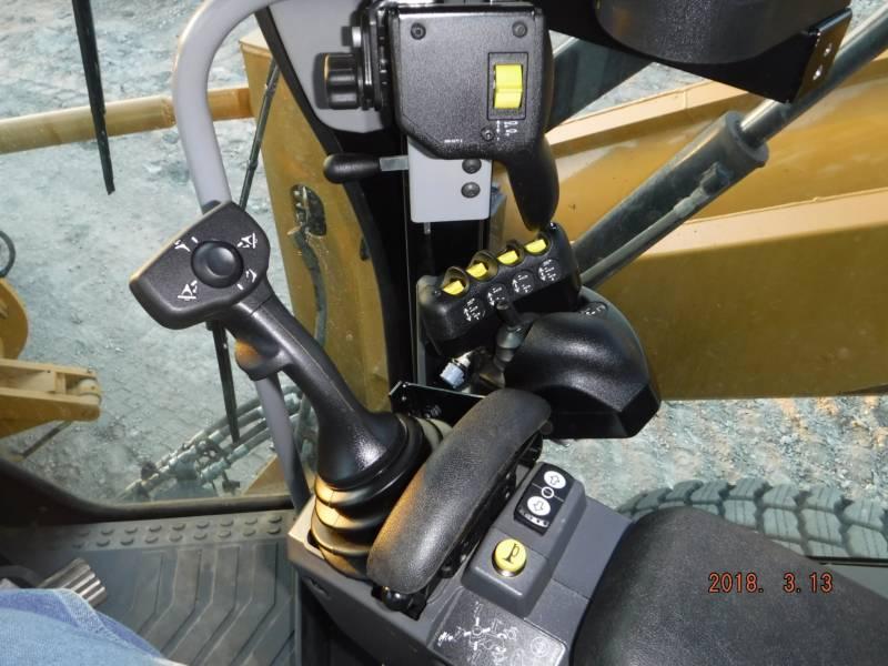 CATERPILLAR MOTONIVELADORAS 140M3AWD equipment  photo 16