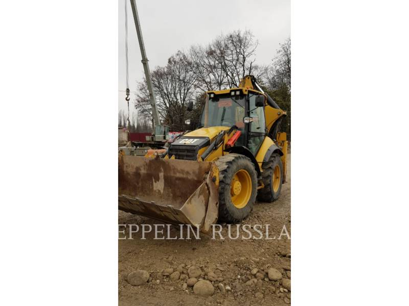 CATERPILLAR BACKHOE LOADERS 444F equipment  photo 8