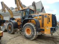 Equipment photo HYUNDAI CONSTRUCTION EQUIPMENT HL770-9 WHEEL LOADERS/INTEGRATED TOOLCARRIERS 1