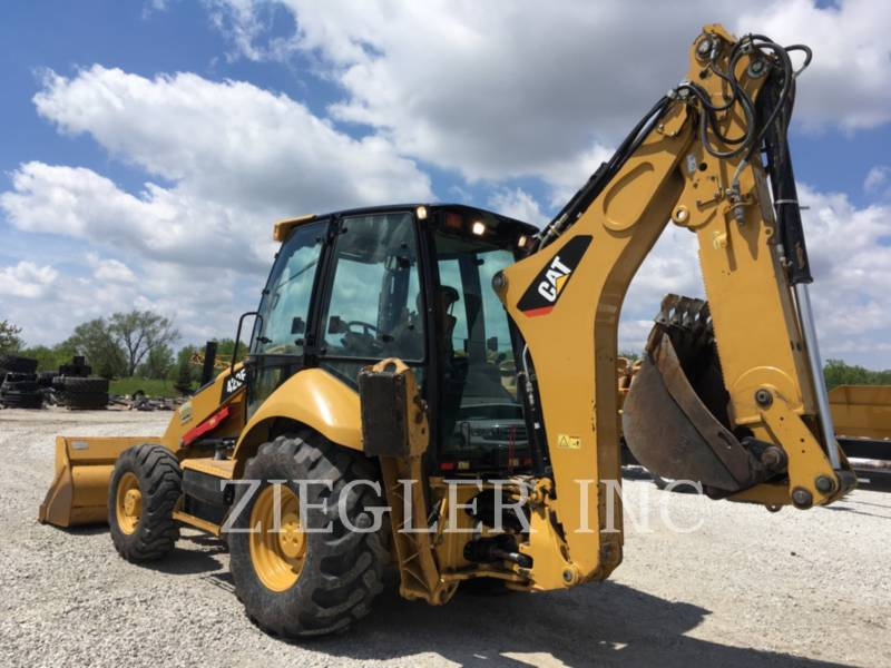 CATERPILLAR BAGGERLADER 420FH2 equipment  photo 2