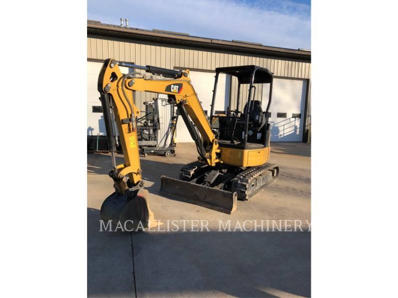 CATERPILLAR KETTEN-HYDRAULIKBAGGER 303 E CR equipment  photo 1