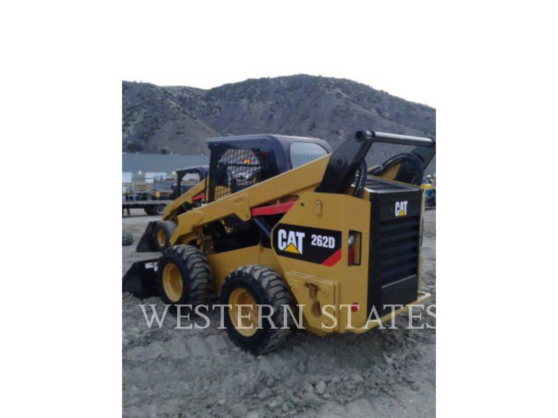 CATERPILLAR MINICARGADORAS 262 D equipment  photo 4