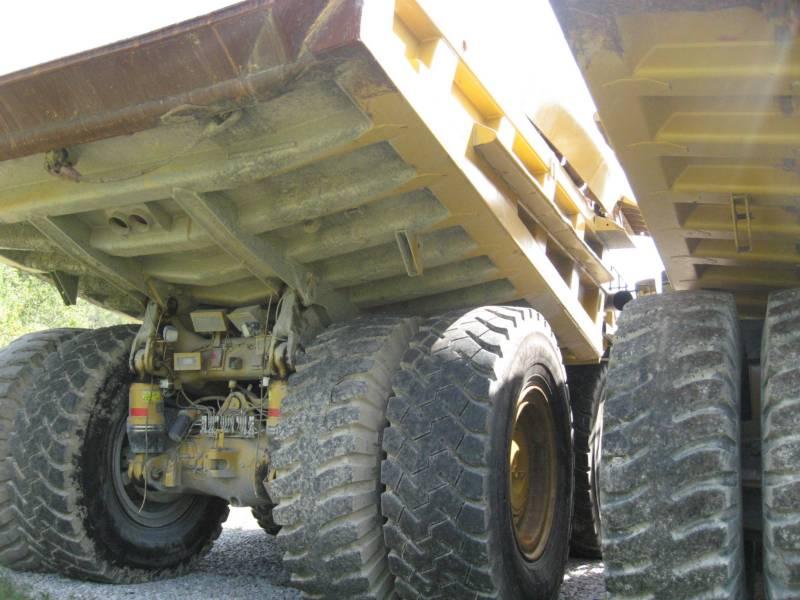 CATERPILLAR MINING OFF HIGHWAY TRUCK 785D equipment  photo 3