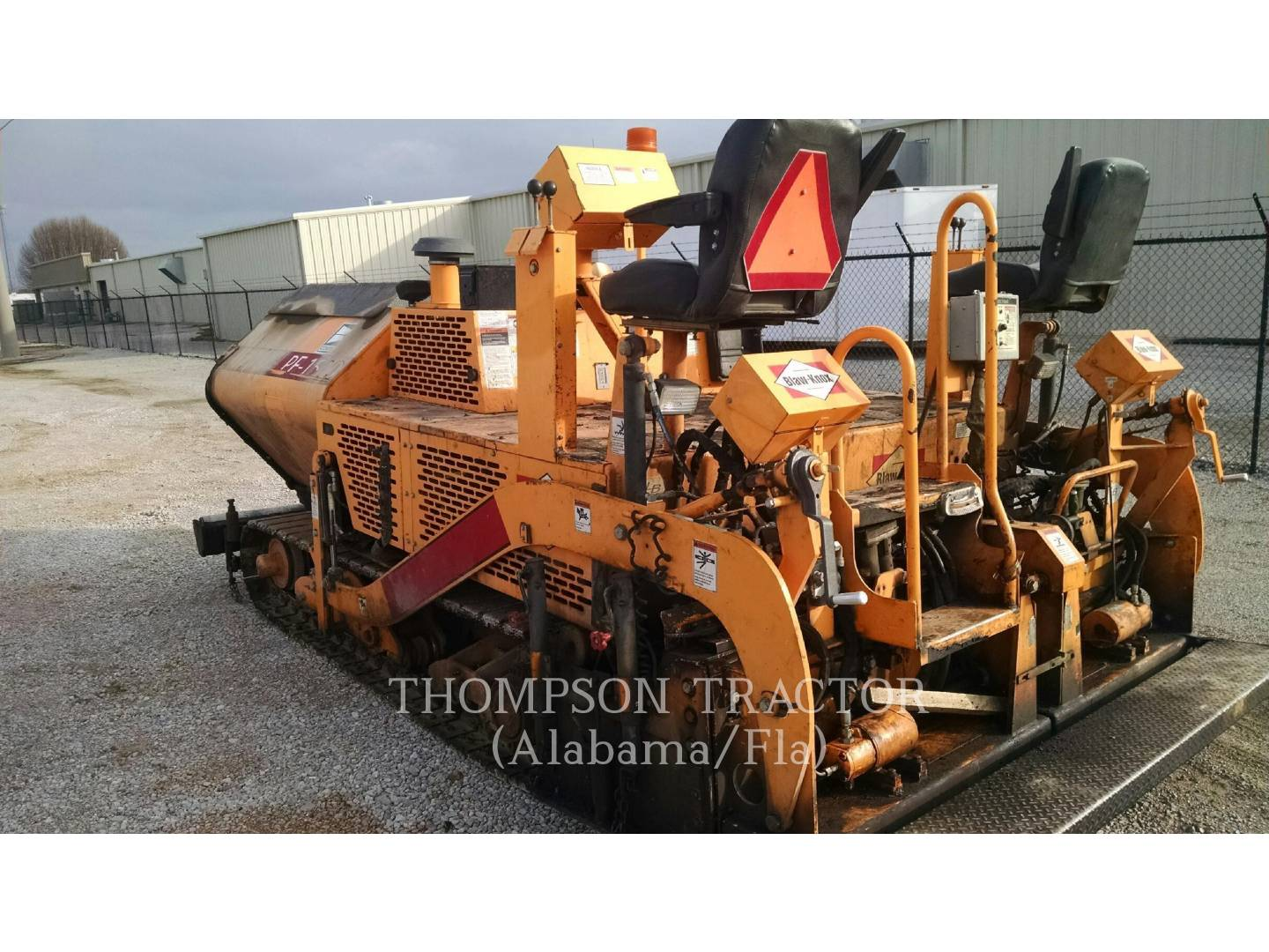 Detail photo of 2014 Blaw Knox PF-1510 from Construction Equipment Guide