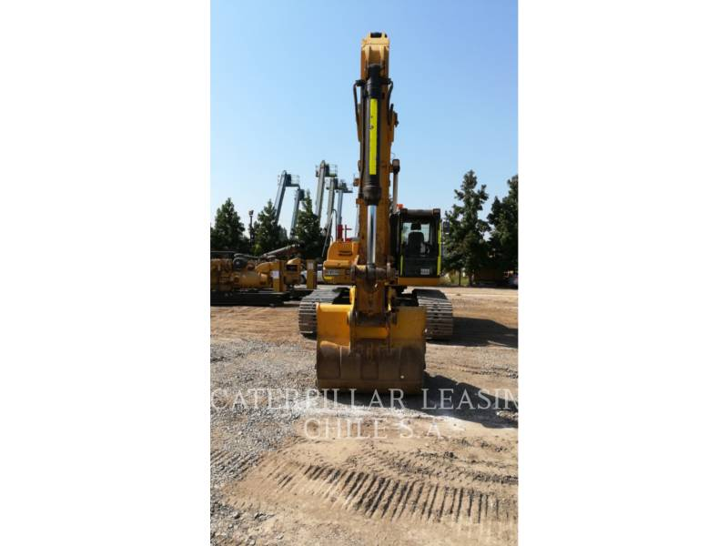 CATERPILLAR EXCAVADORAS DE CADENAS 329 D equipment  photo 4