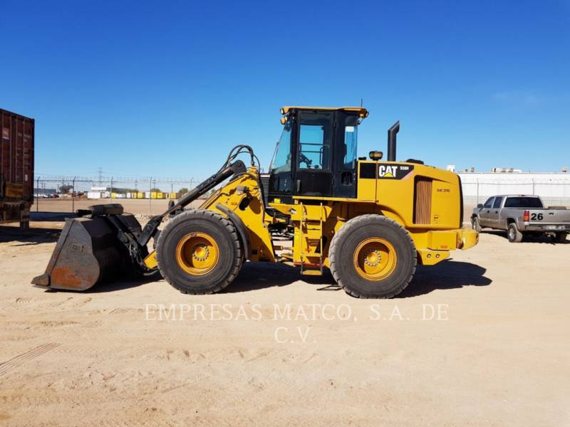 CATERPILLAR PALE GOMMATE/PALE GOMMATE MULTIUSO 930H equipment  photo 1