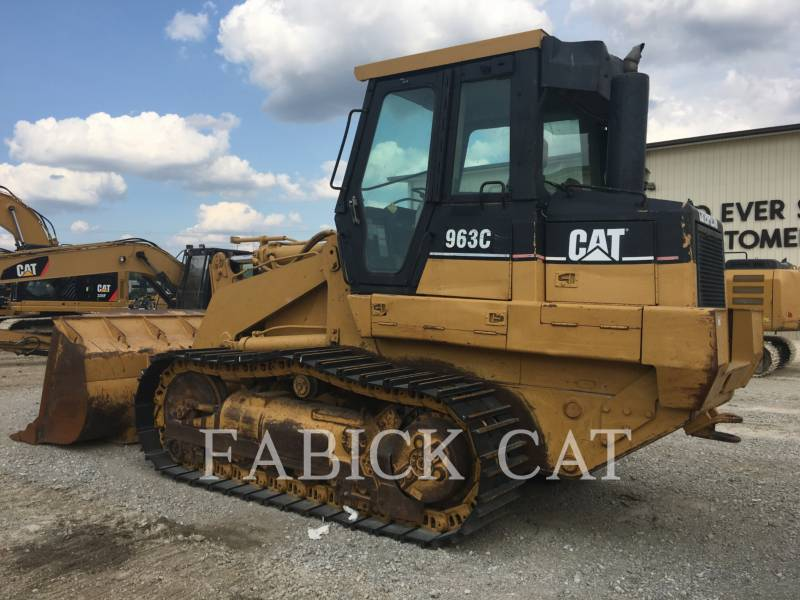 CATERPILLAR CHARGEURS SUR CHAINES 963C equipment  photo 4