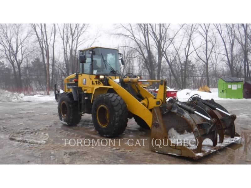 KOMATSU WHEEL LOADERS/INTEGRATED TOOLCARRIERS WA200 equipment  photo 2