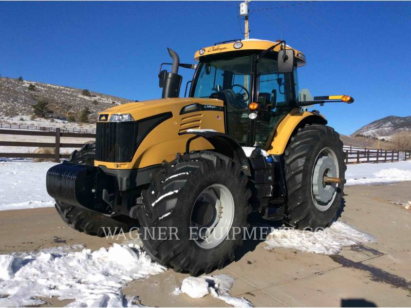 CHALLENGER TRATTORI AGRICOLI MT575D equipment  photo 1