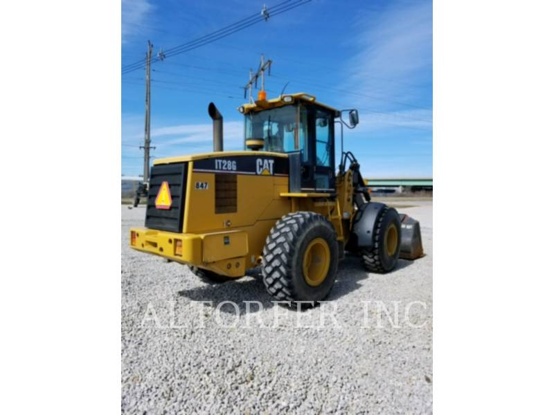 CATERPILLAR CARGADORES DE RUEDAS IT28G equipment  photo 4
