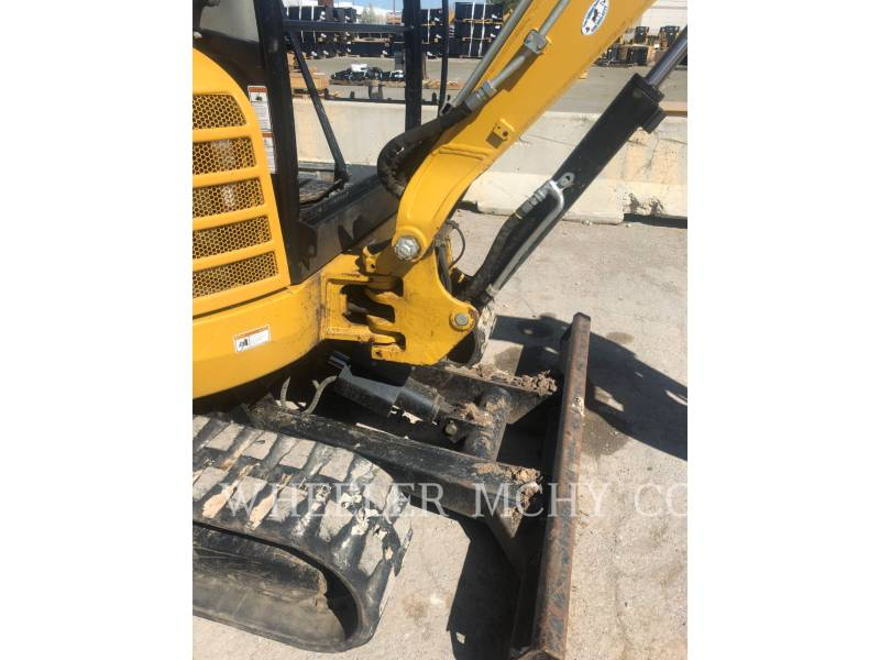 CATERPILLAR TRACK EXCAVATORS 302.7DC1TH equipment  photo 4
