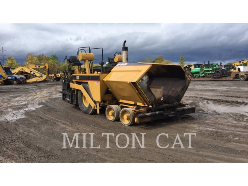 CATERPILLAR PAVIMENTADORA DE ASFALTO AP-800B equipment  photo 1
