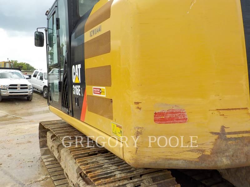 CATERPILLAR トラック油圧ショベル 316E L equipment  photo 9