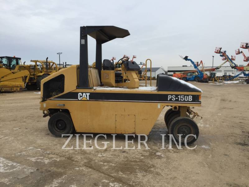 CATERPILLAR COMPACTORS PS150B equipment  photo 5
