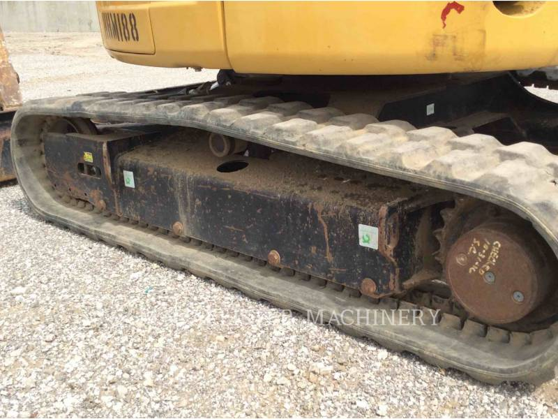 CATERPILLAR EXCAVADORAS DE CADENAS 303E equipment  photo 16
