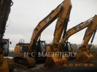 Equipment photo CATERPILLAR 349E L PELLES SUR CHAINES 1