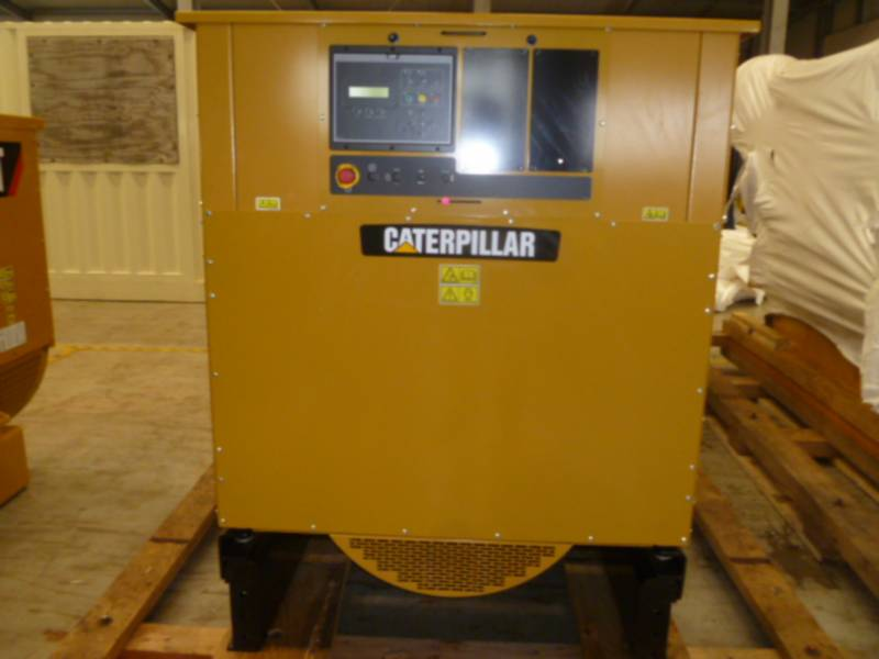 CATERPILLAR STATIONÄRE STROMAGGREGATE C32 ACERT equipment  photo 3