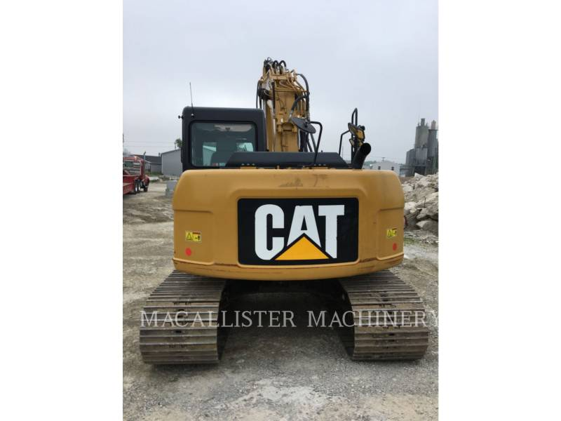 CATERPILLAR KETTEN-HYDRAULIKBAGGER 311F equipment  photo 4