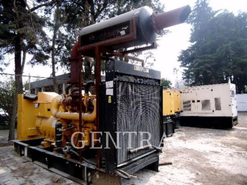 OLYMPIAN CAT ポータブル発電装置 C18 equipment  photo 2