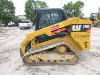 CATERPILLAR TRACK LOADERS 279D CB equipment  photo 4