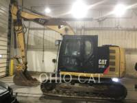 CATERPILLAR KETTEN-HYDRAULIKBAGGER 312EL TC equipment  photo 7