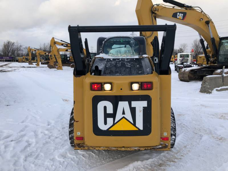 CATERPILLAR CHARGEURS COMPACTS RIGIDES 262C2 equipment  photo 13