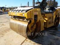 CATERPILLAR TAMBOR DOBLE VIBRATORIO ASFALTO CB54B equipment  photo 14