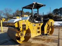 CATERPILLAR TANDEMVIBRATIONSWALZE, ASPHALT CB-54 equipment  photo 1