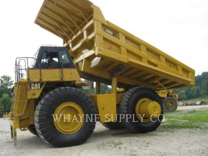 CATERPILLAR MULDENKIPPER 785C equipment  photo 1