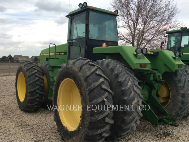 DEERE & CO. AG TRACTORS 8760 equipment  photo 2