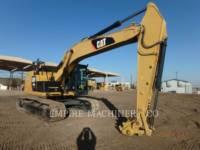 CATERPILLAR TRACK EXCAVATORS 320E LRR equipment  photo 1