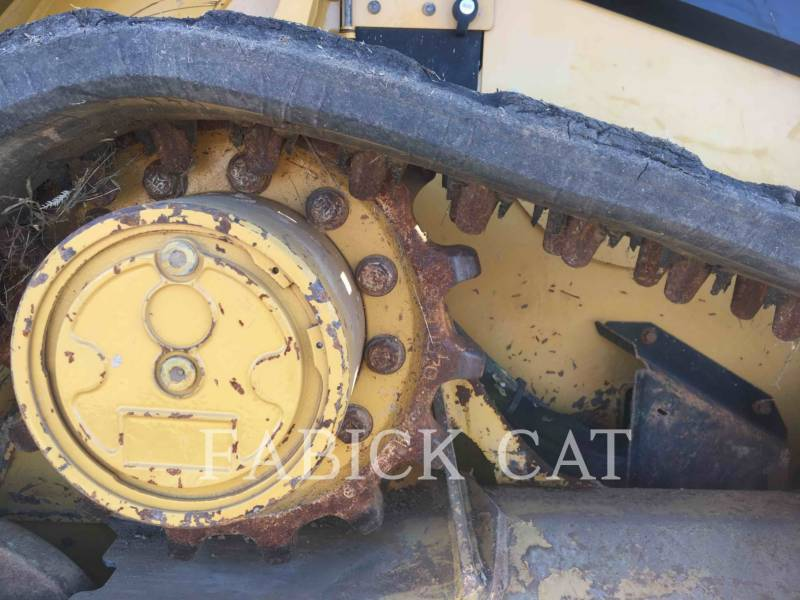 CATERPILLAR CARGADORES MULTITERRENO 259D C1H2 equipment  photo 13