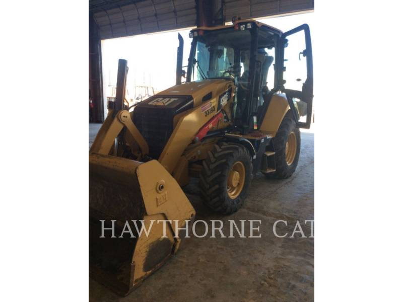 CATERPILLAR CHARGEUSES-PELLETEUSES 430F2 CAB equipment  photo 4