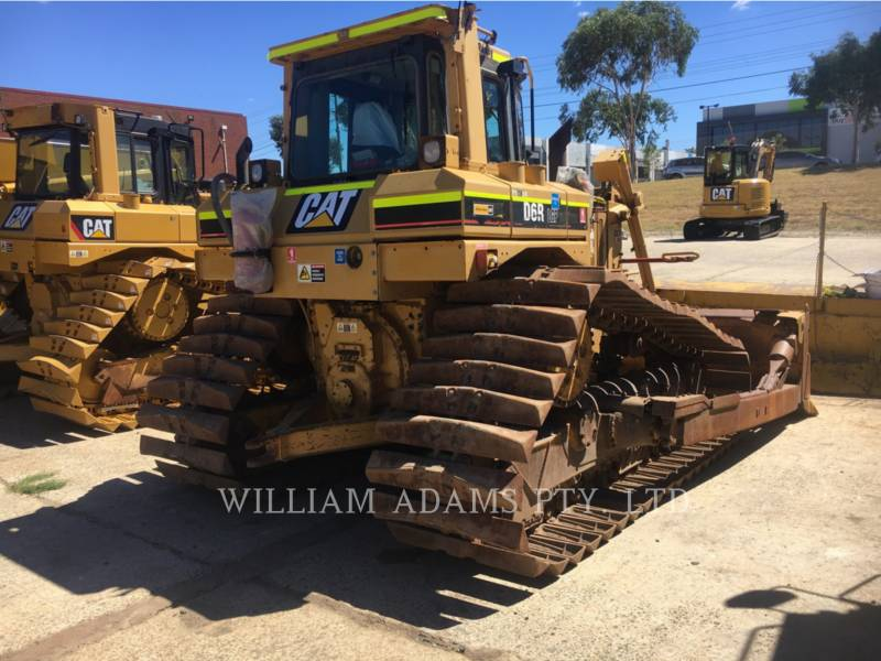 CATERPILLAR KETTENDOZER D6R LGP equipment  photo 3