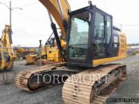 CATERPILLAR トラック油圧ショベル 323FL equipment  photo 2