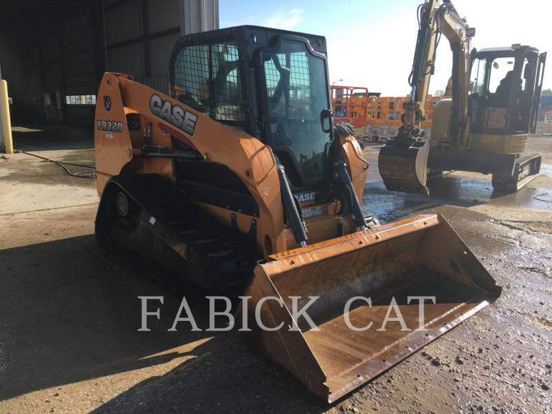 CASE/NEW HOLLAND MULTI TERRAIN LOADERS TR320 equipment  photo 4