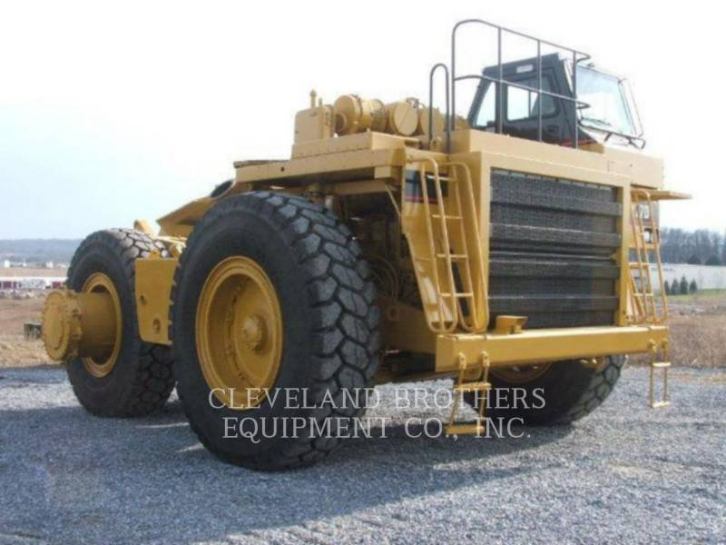 CATERPILLAR OFF HIGHWAY TRUCKS 777D equipment  photo 2