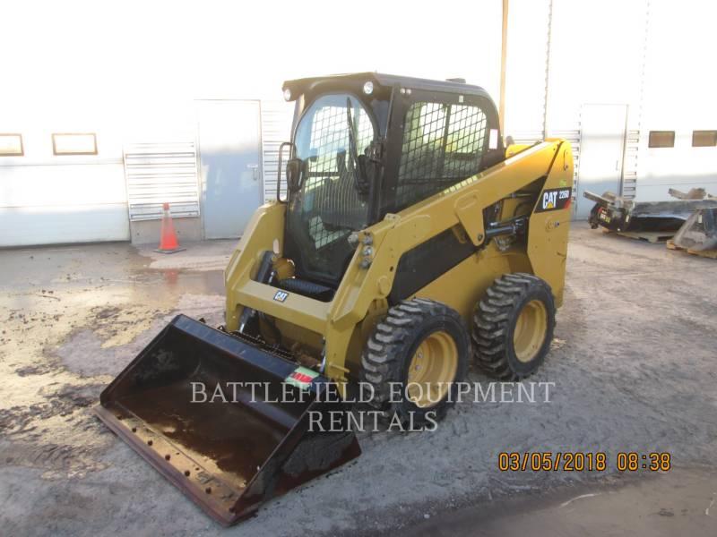 CATERPILLAR MINICARGADORAS 226D equipment  photo 1