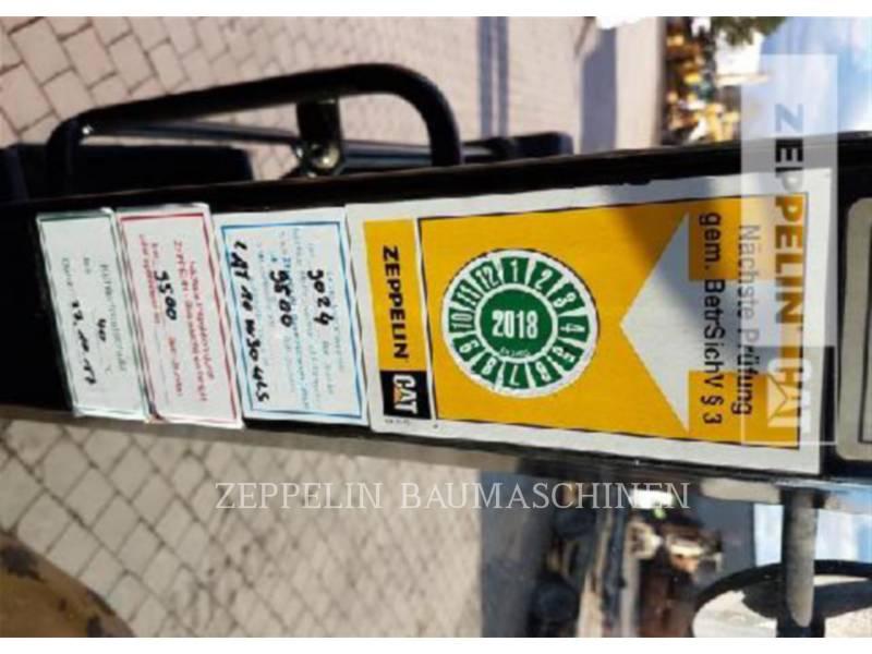 CATERPILLAR RADLADER/INDUSTRIE-RADLADER 966KXE equipment  photo 24