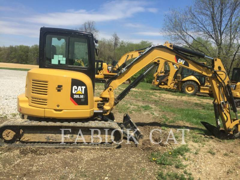 Caterpillar EXCAVATOARE PE ŞENILE 305.5E2CR equipment  photo 1