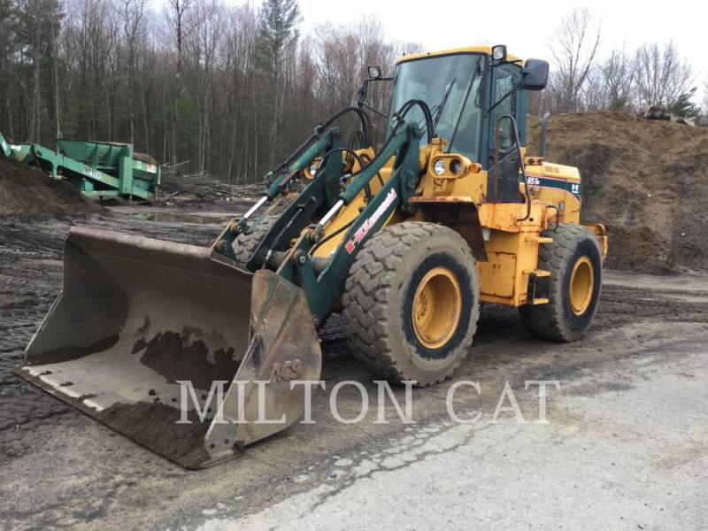 KAWASAKI WHEEL LOADERS/INTEGRATED TOOLCARRIERS 65TM equipment  photo 1