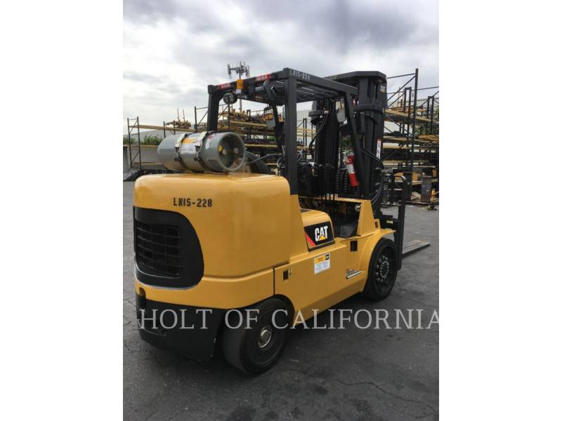 CATERPILLAR MITSUBISHI FORKLIFTS GC70K equipment  photo 3