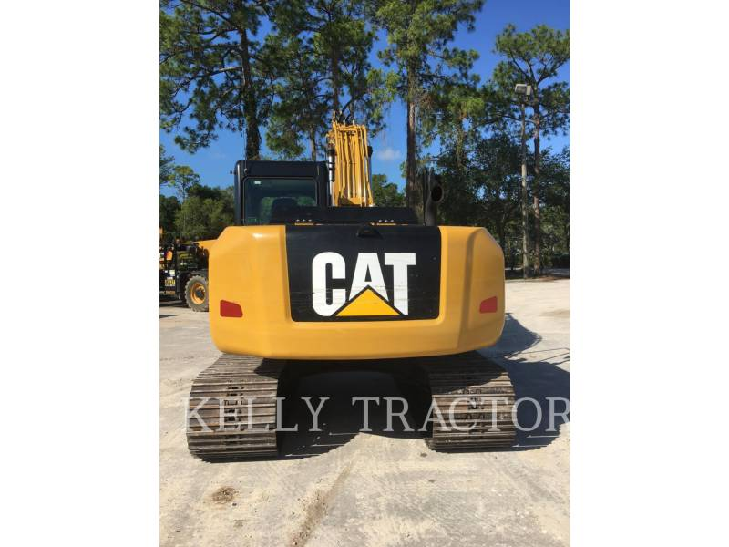 CATERPILLAR KETTEN-HYDRAULIKBAGGER 313FLGC equipment  photo 7