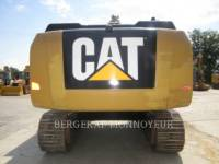 CATERPILLAR KETTEN-HYDRAULIKBAGGER 336EL equipment  photo 9