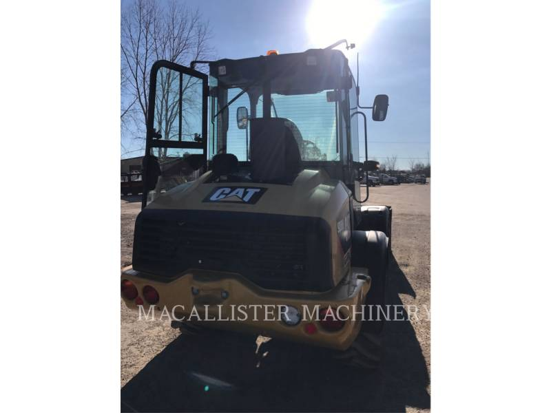 CATERPILLAR RADLADER/INDUSTRIE-RADLADER 908H2 equipment  photo 4