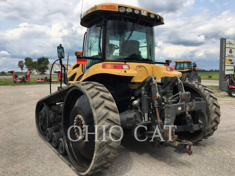 AGCO-CHALLENGER AG TRACTORS MT765B equipment  photo 4