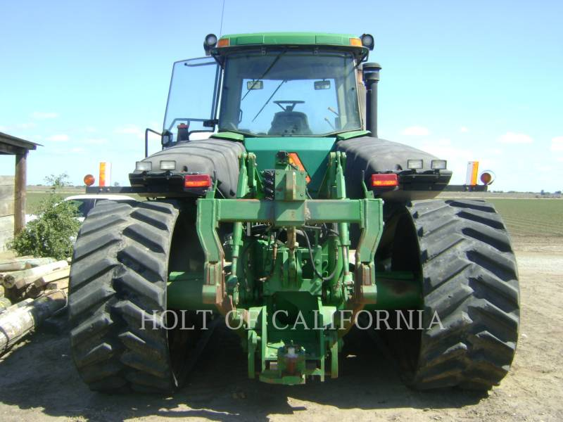 JOHN DEERE AG TRACTORS 9400T     GT10746 equipment  photo 3