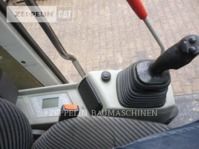 LIEBHERR WHEEL EXCAVATORS A904CLIT equipment  photo 14